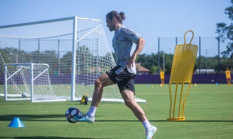 Orlando City players upbeat as MLS moves toward resuming playing at Disney