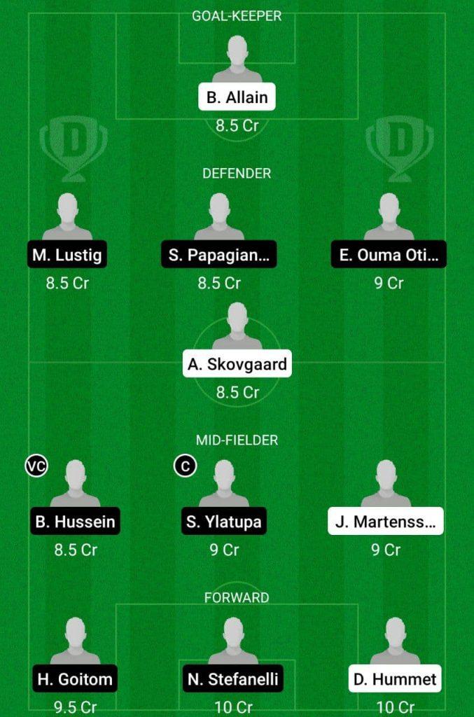 Prediction HOURS vs AIS Dream11    Swedish Championship 2021