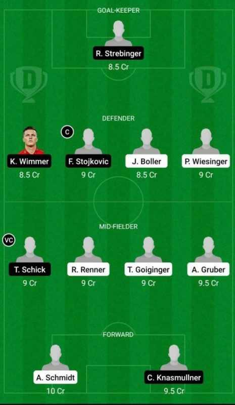 Prediction LAK vs RPD Dream11 Austrian Championship 2021