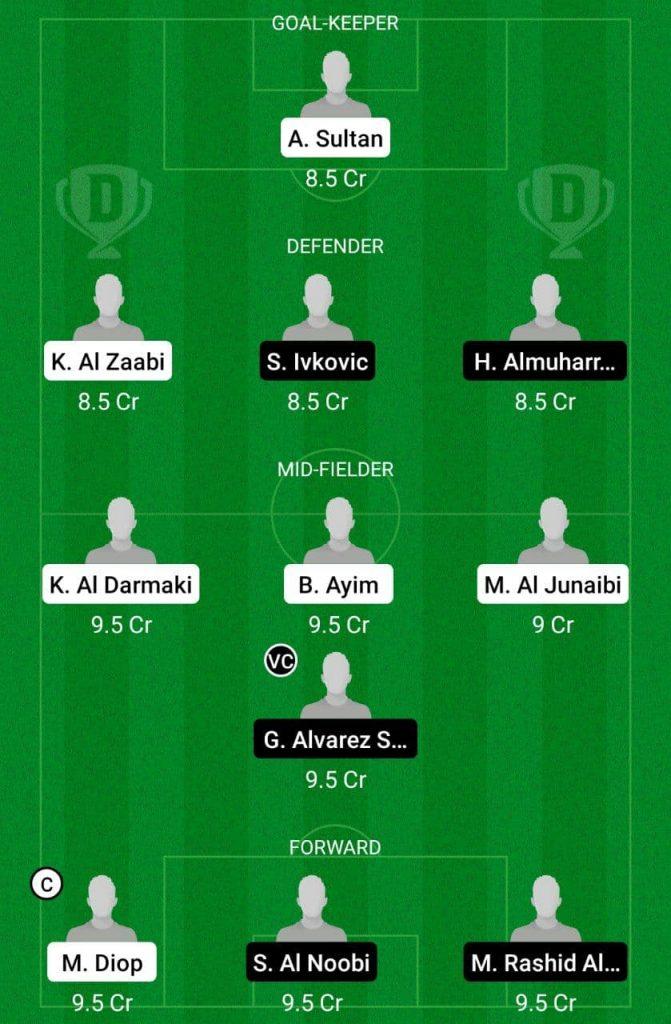 Prediction ALD vs BAY Dream11 |  UAE Pro League 2021